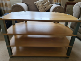 TELEVISION STAND - 4 TIER