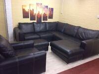The Leather Corner Suite Supreme