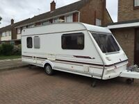 Abbey Freestyle SE 2000 (5 berth) Caravan