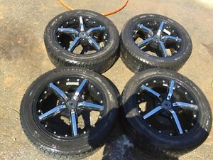 17 inch rims for sale 4bolt universal $300 firm