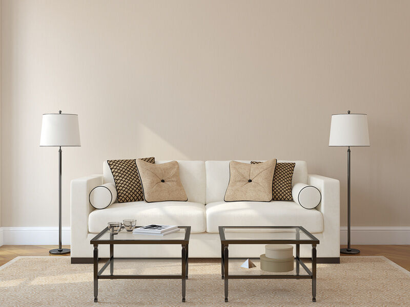 how to buy the perfect floor lamp for your living room