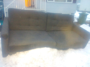 Free sofa turns into bed