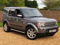 2010 60, Land Rover Discovery 4 3.0TDV6 ( 242bhp ) Auto XS + 1 OWNER FROM NEW