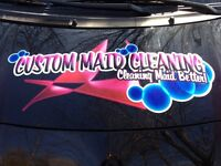 Leave The Move In & Out Cleaning To Me ! FREE QUOTES