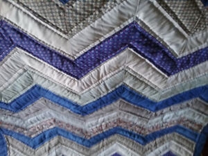 Handquilted Blanket and baby blankets
