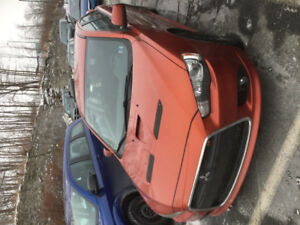 2010 Mitsubishi Ralliart. 95K, undercoated since new