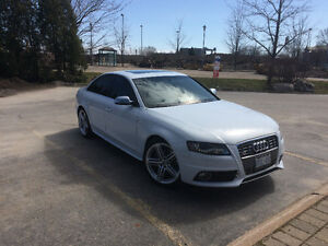2012 Audi S4 Prestige Sedan ALL OPTIONS CPO WARRANTY