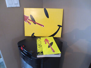 Watchmen collectibles $40 for both