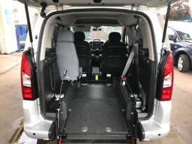 2016 Peugeot Partner Tepee 1.6 BlueHDi EURO 6 100 Allure 5dr WHEELCHAIR ACC...