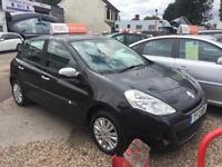 2010 10 reg Renault Clio 1.2 I Music -1 OWNER 37'000 MILES / FINANCE AVAILABLE!