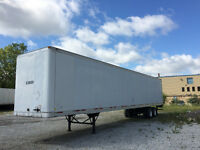 53 Ft Dry Van Trailer