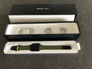 Apple Watch Nike + 2 42mm