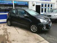 2014 64 HYUNDAI i10 1.0 PREMIUM. ONE OWNER FROM NEW, £20 TAX, LOW MILEAGE.