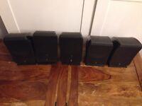 FOCAL 5 Sib surround Speakers