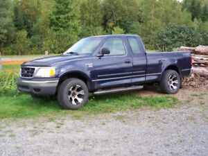 Ford F-150 2003 --4X4