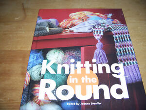 KNITTING IN THE ROUND by Jeanne Stauffer