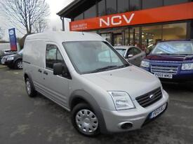 2013 FORD TRANSIT CONNECT 90 T230 T LWB HIGH ROOF CREW VAN 5X SEATS
