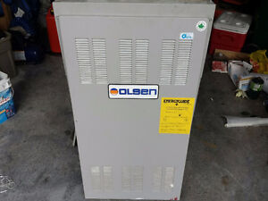 Excellent Oil Water Heater & Furnace / REDUCED PRICE