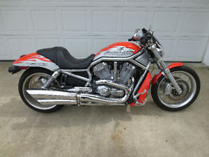 Harley-Davidson Screamin' Eagle VRSCX V-Rod