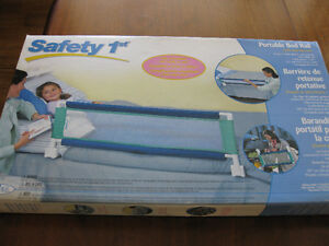 Safety First Portable Bed Rail