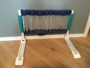 Extendable Bed rail