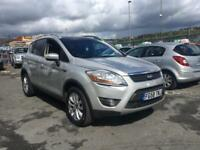 Ford Kuga 2.0TDCi 4x4 2008.5++PAN-ROOF++LEATHER