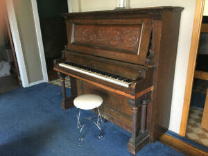 Old Piano For the taking