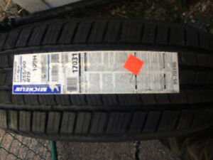 4 Ea. Michelin Defender Tires