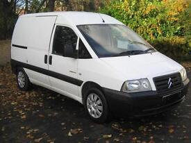 2006 CITROEN DISPATCH 2.0 HDi 110ps Diesel Van 900Kg