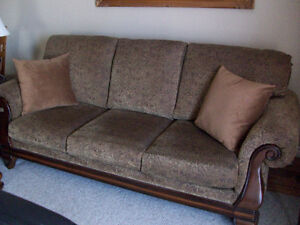 DecoRest Sofa and Chair