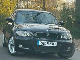 image for 2008 BMW 1 Series 2.0 118d M Sport 5dr Hatchback Diesel Manual