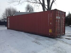 RENT  A SHIPPING CONTAINER