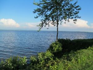 Pristine 23615sf lot Lake Champlain South of Montreal Venise En