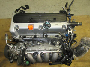 02 03 04 05 06 07 08 HONDA ELEMENT K24A ENGINE JDM K24A MOTOR