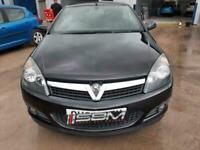 2009 Vauxhall Astra TWIN TOP SPORT Convertible Petrol Manual