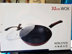 Wok for cooking