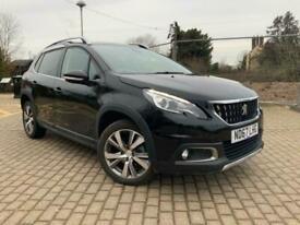 image for 2018 Peugeot 2008 1.2 PureTech Allure EAT (s/s) 5dr SUV Petrol Automatic