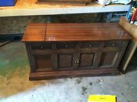 Electrohome 1980 vintage stereo console