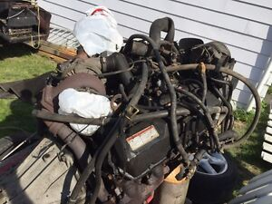 Moteur Ford 7. 3 Turbo diesel
