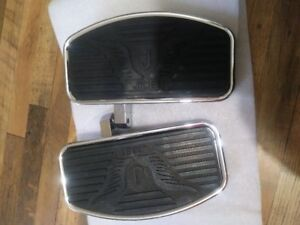 Rear foot boards for Yamaha vstar