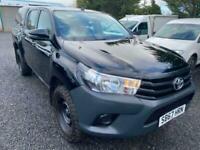 Toyota hi Lux Active 2017 67 reg D/Cab Pick Up 2.4 D-4D