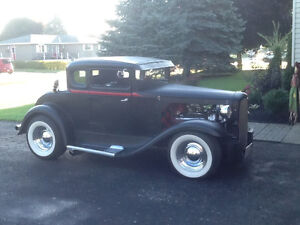For sale 1931 Ford model A Hot rod
