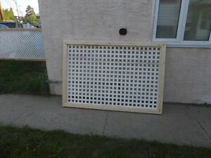 Temporary fence / fencing/ privacy screen Strathcona County Edmonton Area image 3