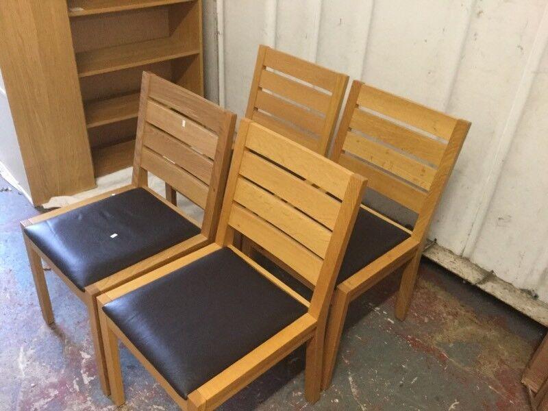 M & S SOMONA American oak Chairs