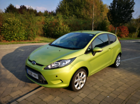 Ford Fiesta 1.25 Style+ (2009)