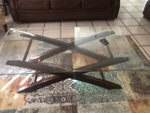 Coffee Table + Side Tables
