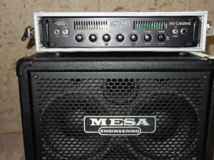 Mesa 600 Watt Bass Amp