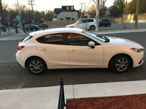 LEASE TAKEOVER MAZDA 3 SPORT HATCH $341/month all in