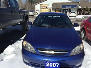 07 OPTRA LS CERT TAXS WARRANTY ALL INCL IN PRICE 4294.00