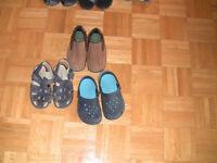 Lot de chaussures et sandals-3t